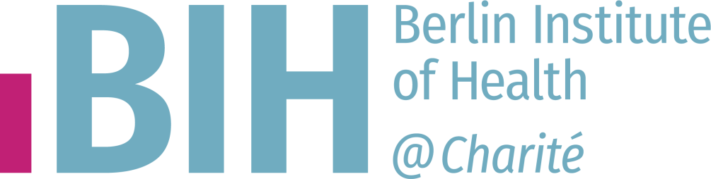 Logo des Berlin Institut of Health